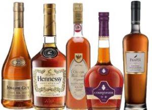 5 cognac