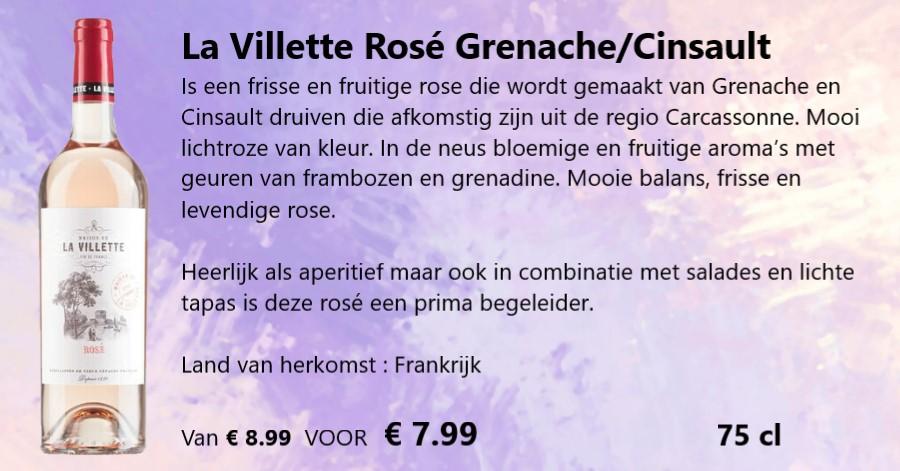 rose vilette